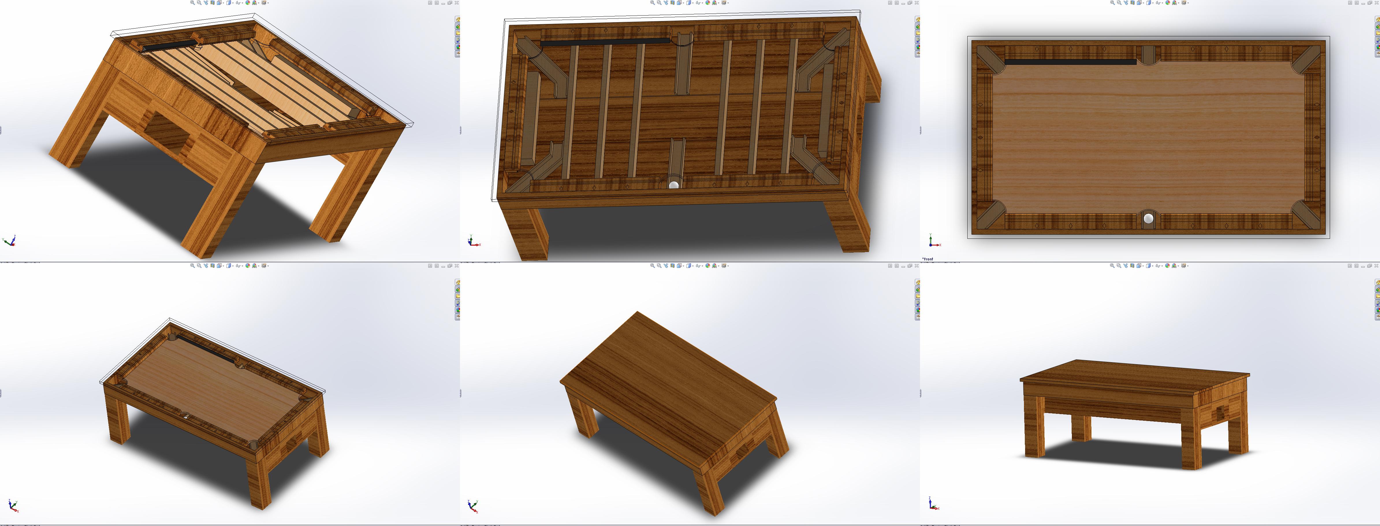 quel bois utiliser pour un billard forum d coration mobilier syst me d. Black Bedroom Furniture Sets. Home Design Ideas